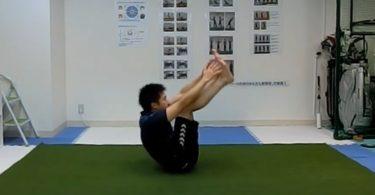 上部も下部も鍛えられる腹筋運動シットアップ(トータッチ)