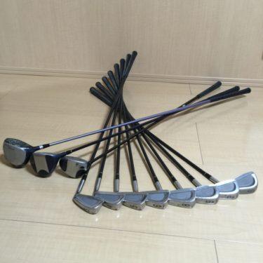 【ゴルフトレーニングの科学的根拠No.27】異なるゴルフクラブの長さにおける最大加速ポイント