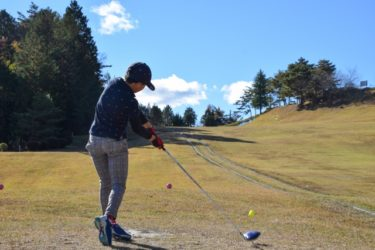 【ゴルフトレーニングの科学的根拠No.152】ラウンドの運動強度