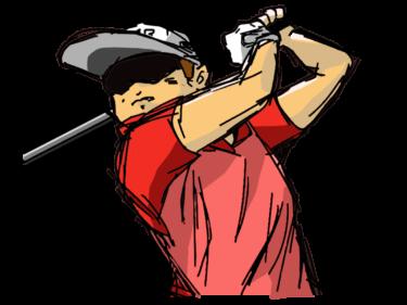 【ゴルフトレーニングの科学的根拠No.120】男子プロと女子プロのスイングの特徴